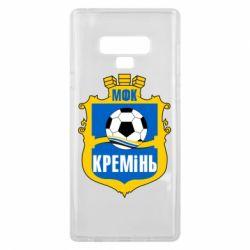 Чехол для Samsung Note 9 ФК Кремень Кременчуг - FatLine