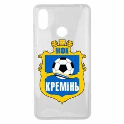 Чехол для Xiaomi Mi Max 3 ФК Кремень Кременчуг - FatLine
