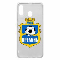 Чохол для Samsung A30 ФК Кремінь Кременчук
