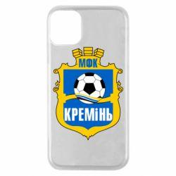 Чохол для iPhone 11 Pro ФК Кремінь Кременчук