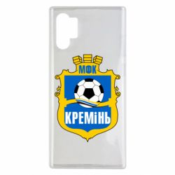 Чохол для Samsung Note 10 Plus ФК Кремінь Кременчук