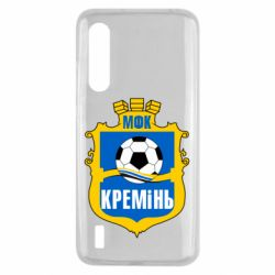 Чохол для Xiaomi Mi9 Lite ФК Кремінь Кременчук