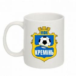 Кружка 320ml ФК Кремень Кременчуг - FatLine