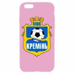Чехол для iPhone 6/6S ФК Кремень Кременчуг - FatLine