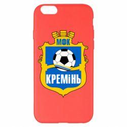Чехол для iPhone 6 Plus/6S Plus ФК Кремень Кременчуг - FatLine