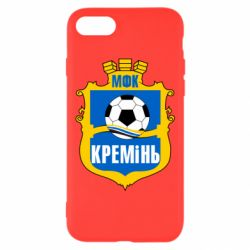 Чехол для iPhone 7 ФК Кремень Кременчуг - FatLine