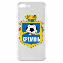 Чехол для iPhone 8 Plus ФК Кремень Кременчуг - FatLine