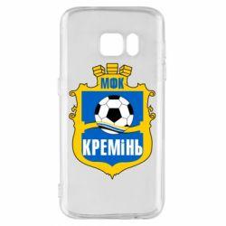 Чехол для Samsung S7 ФК Кремень Кременчуг - FatLine