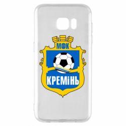 Чехол для Samsung S7 EDGE ФК Кремень Кременчуг - FatLine