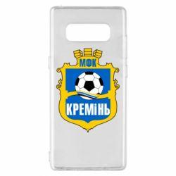Чехол для Samsung Note 8 ФК Кремень Кременчуг - FatLine