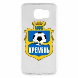 Чехол для Samsung S6 ФК Кремень Кременчуг - FatLine
