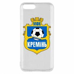Чехол для Xiaomi Mi6 ФК Кремень Кременчуг - FatLine