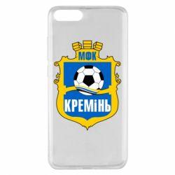 Чехол для Xiaomi Mi Note 3 ФК Кремень Кременчуг - FatLine