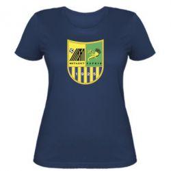 Женская футболка ФК Металлист Харьков - FatLine
