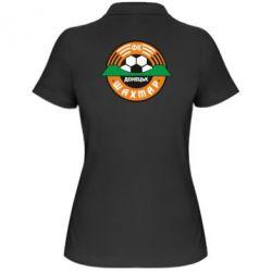 Женская футболка поло ФК Шахтар - FatLine