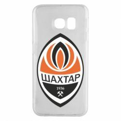 Чехол для Samsung S6 EDGE ФК Шахтер