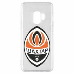 Чехол для Samsung S9 ФК Шахтер