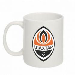 Кружка 320ml ФК Шахтер - FatLine