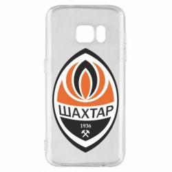 Чехол для Samsung S7 ФК Шахтер