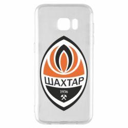 Чехол для Samsung S7 EDGE ФК Шахтер