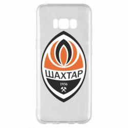 Чехол для Samsung S8+ ФК Шахтер