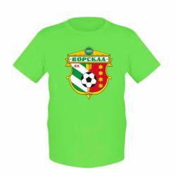 Детская футболка ФК Ворскла Полтава - FatLine