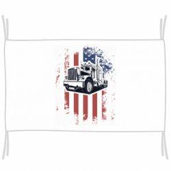 Прапор American Truck