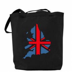 Сумка Флаг Англии
