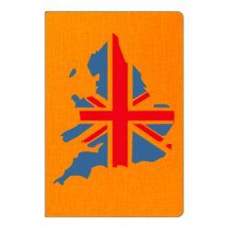 Блокнот А5 Флаг Англии