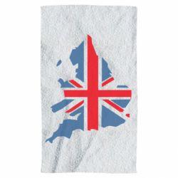 Полотенце Флаг Англии