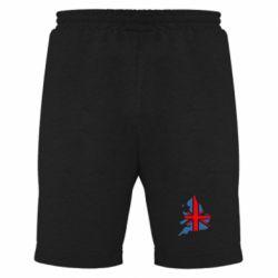 Мужские шорты Флаг Англии - FatLine