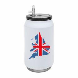 Термобанка 350ml Флаг Англии