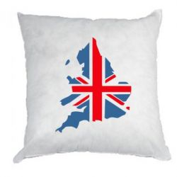 Подушка Флаг Англии - FatLine