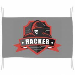 Прапор Anonymous Hacker