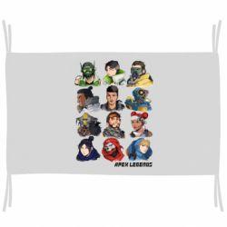 Прапор Apex legends heroes