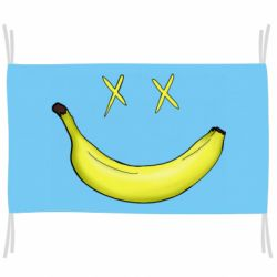 Флаг Banana smile
