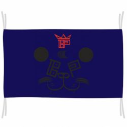 Флаг BEAR PANDA BP VERSION 2