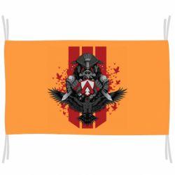 Прапор Bloodhound Art