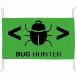 Прапор Bug Hunter