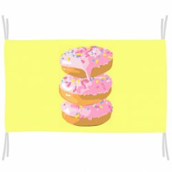 Прапор Donuts Stack