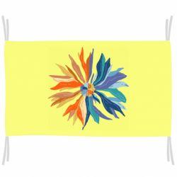 Прапор Flower coat of arms of Ukraine