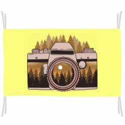 Прапор Forest in the camera