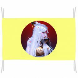 Прапор Genshin Impact Ningguang