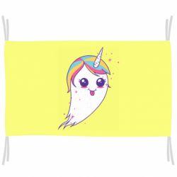Прапор Ghost Unicorn