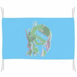 Прапор Himiko Toga glitch
