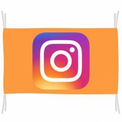 Прапор Instagram Logo Gradient
