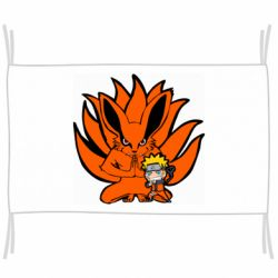 Прапор Kurama And Naruto