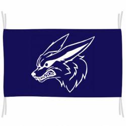 Прапор Kurama line art