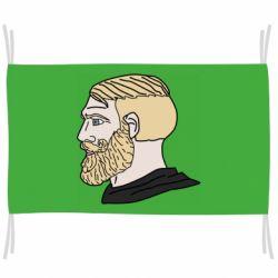 Прапор Meme Man Nordic Gamer