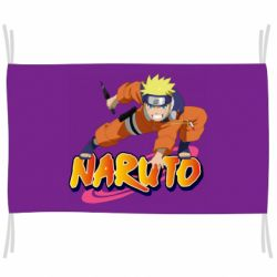 Прапор Naruto with logo